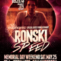 Euphonic Presents Ronski Speed