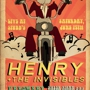 Henry + The Invisibles w/ Kabomba! / Sheer Khan and The Space Case
