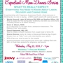 BCB's Expectant Mom Dinner Series: What to REALLY Expect