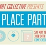 Adobe Books and Art Collective Presents Market Place Party!
