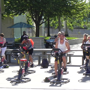 Life Time Fitness presents: Bike Chicago - Spinning Alfresco