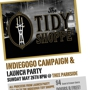 A Sneak Preview of: The Tidy Shoppe Indiegogo Campaign & Launch Party