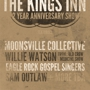 Moonsville Collective, Willie Watson, more at The Kings Inn 2 Year Anniversary Show