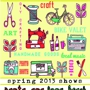 #KCRWmoves Patchwork Show - Modern Craft Festival