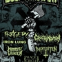 CHAOS IN TEJAS Bolt Thrower w/ Tragedy, Cruciamentum, Iron Lung