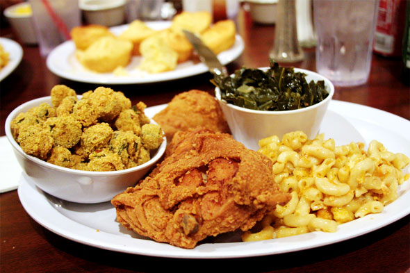 New Documentary, 'Soul Food Junkies' : Is Soul Food Killing Us?