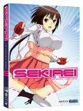 Sekirei DVD cover