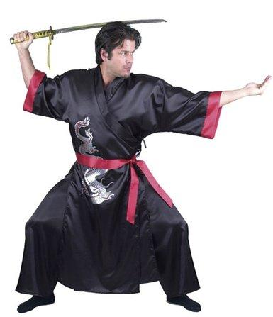 Samurai Loungewear