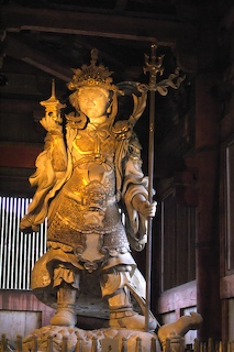 Temple guardian, Toudai-ji