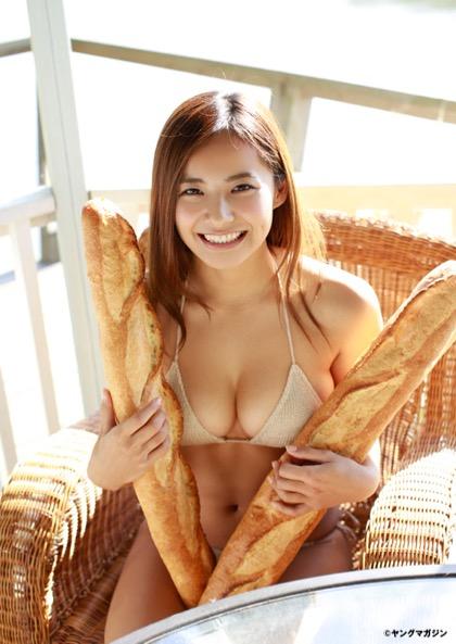 Fresh baked Chiaki