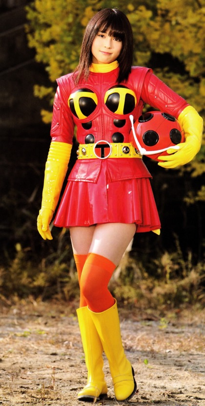 Alice Hirose, Kamen Rider