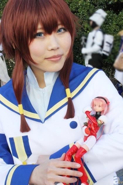 Angelic Layer's Misaki and Hikaru