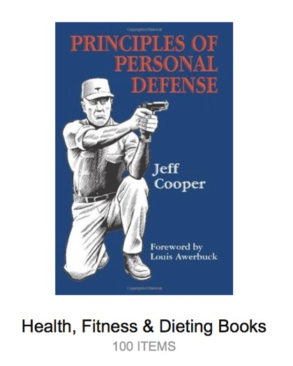 Cooper on health and fitness