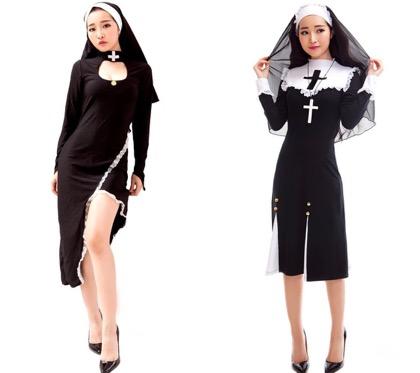 Cosplay nuns