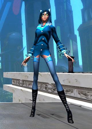 Champions Online - Crusher Jill