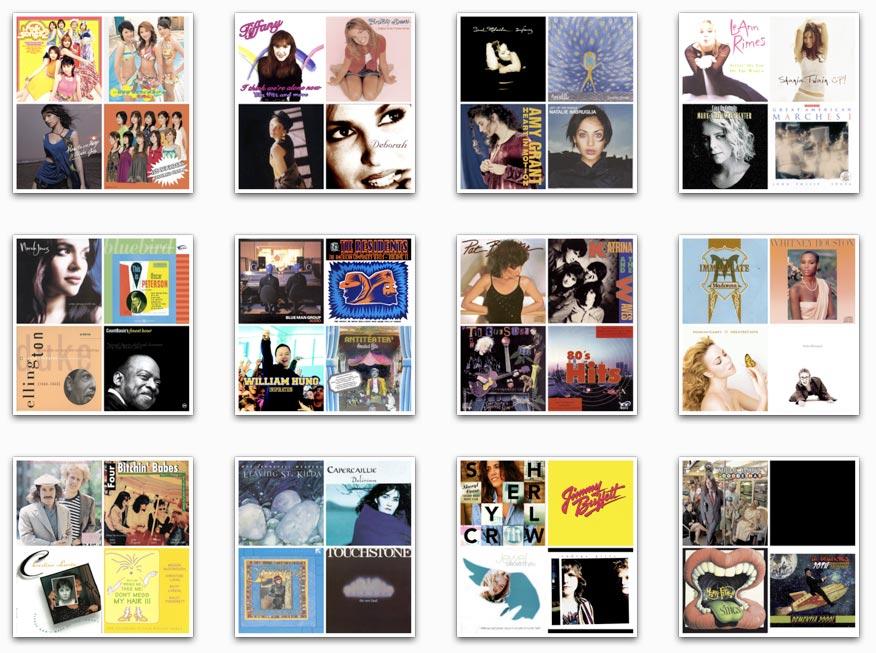 iTunes Genius Mix