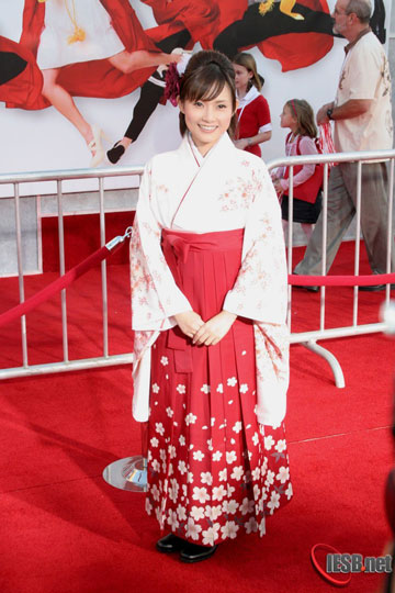 Natsumi Abe in Hollywood