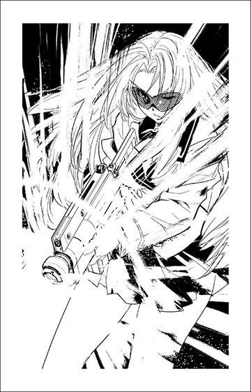 Marika shoots