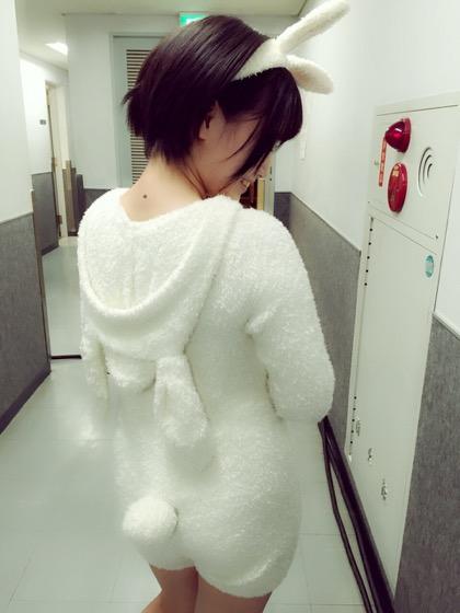 Mio Tomonaga, bunnygirl