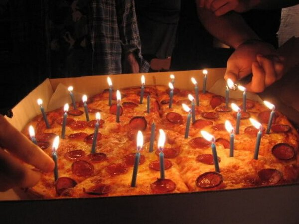 My next birthday cake (needs more candles)