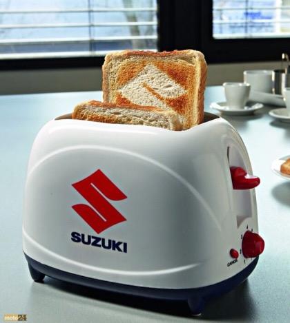 Suzuki toaster