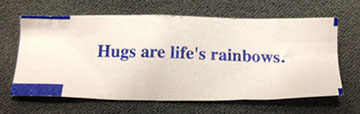 lame-ass fortune