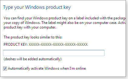 Key Windows 7 Ultimate 64 Bits