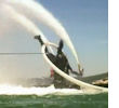 Water jetpack failure
