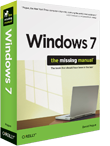 Windows 7 missing manual