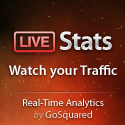 LiveStats - Real-Time Analytics by GoSquared. Watch your Website's Traffic Unfold.