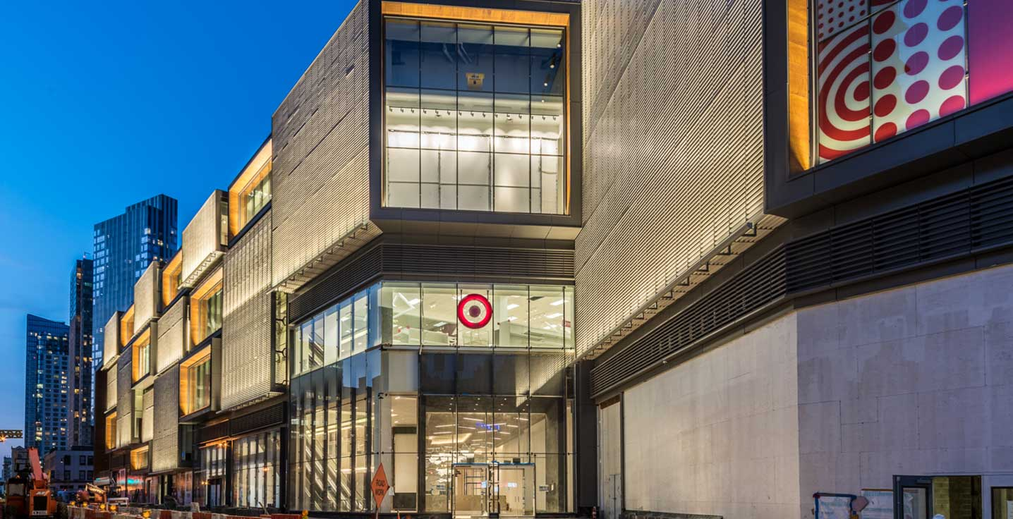 Gotham Market at The Ashland, Target open for business
