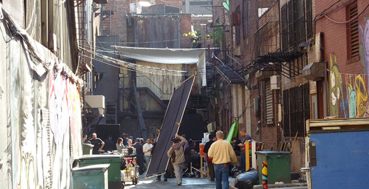 Grove_alley_film_shoot