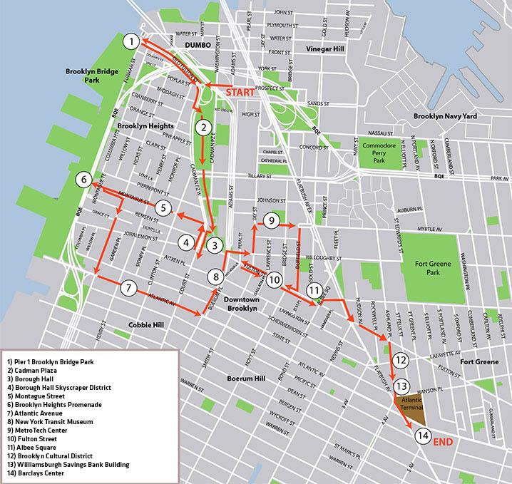 Dumbo Walking Tour