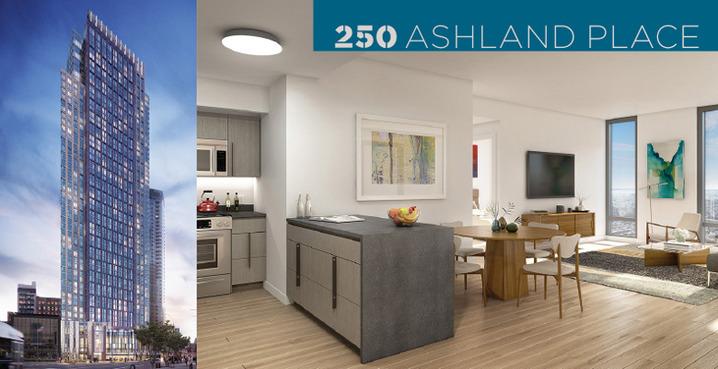 Downtown brooklyn home for 250 ashland place brooklyn