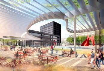 Reimagining Calder Plaza