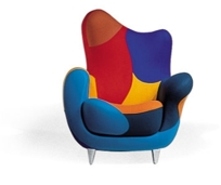 Los Muebles Amorosos, Moroso, on Designer Pages from designerpages.com
