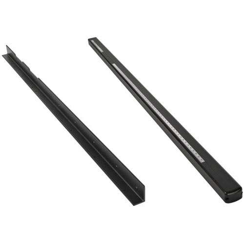 "78-055 BT2 52"" Black BIESEMEYER Fence Rail"