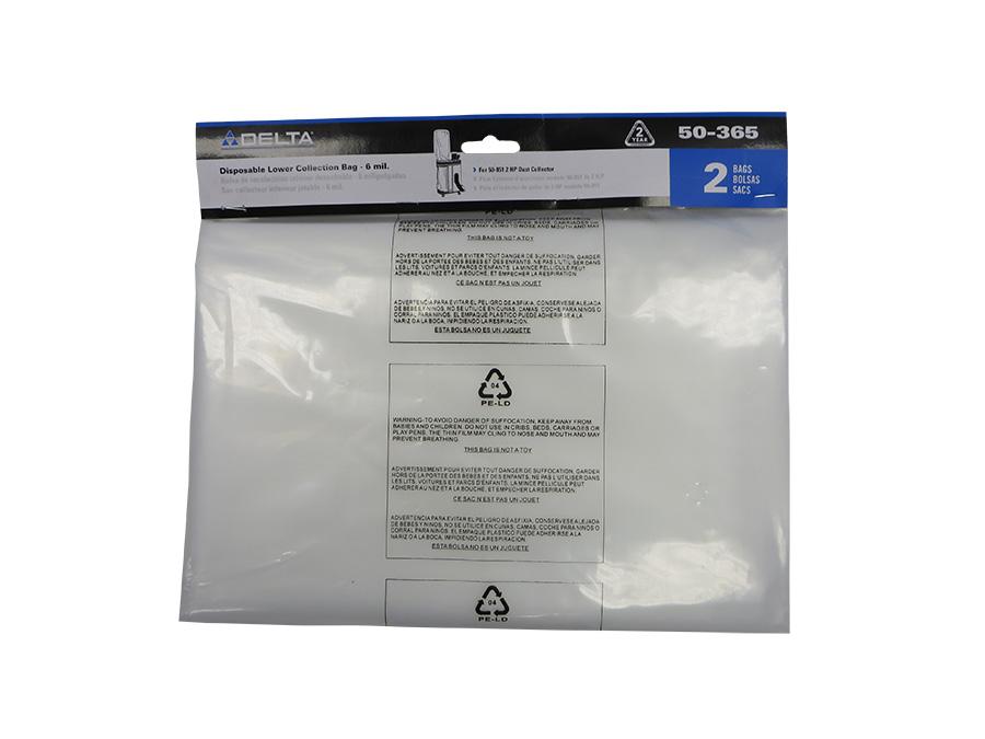 50-365 Plastic Bag