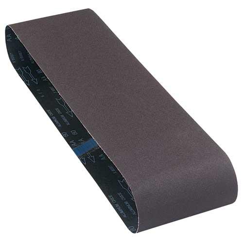 31-404 6 in. x 48 in. 100 Grit Aluminum Oxide Sanding Belt