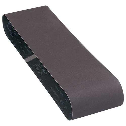 31-405 6 in. x 48 in. 50 Grit Aluminum Oxide Sanding Belt