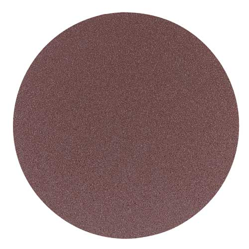 31-421 12 in. 50 Grit 2 Pc. Aluminum Oxide Stick-On Discs