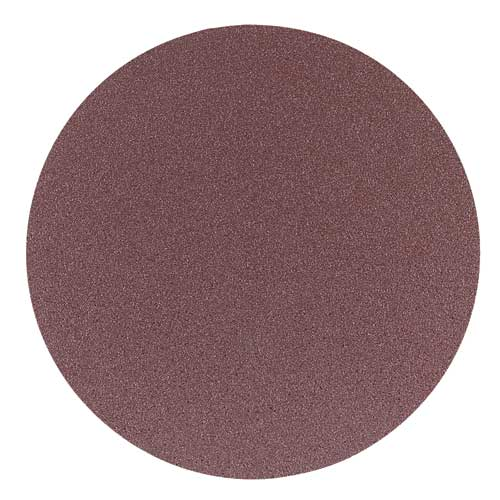 31-422 12 in. 80 Grit 2 Pc. Aluminum Oxide Stick-On Discs