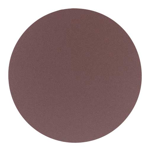 31-423 12 in. 120 Grit 2 Pc. Aluminum Oxide Stick-On Discs