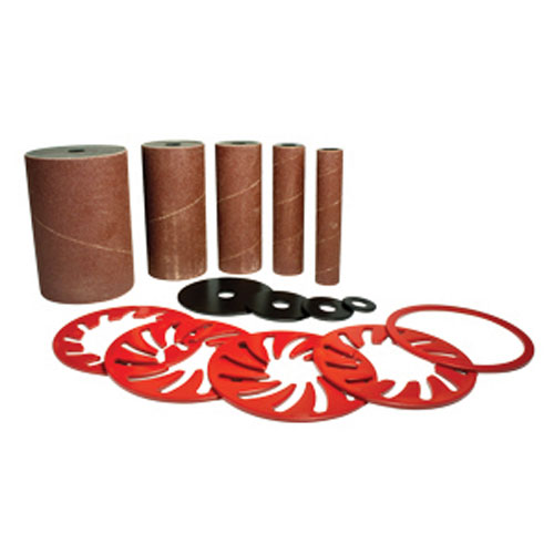 31-741 5 Pc. B.O.S.S. Oscillating Spindle Sander Drum/Sleeve Kit