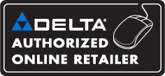 Delta Machniery Authorized Dealer Logo