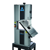 14 in. 1 HP Steel Frame Bandsaw 28-400
