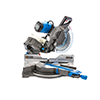 Delta 26-2240 10 in. Dual Bevel Sliding Cruzer Miter Saw