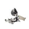 ShopMaster 10 in. Miter Saw With Laser - S26-260L