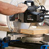ShopMaster 12 in. SLIDING Compound Miter Saw with Laser - S26-271L