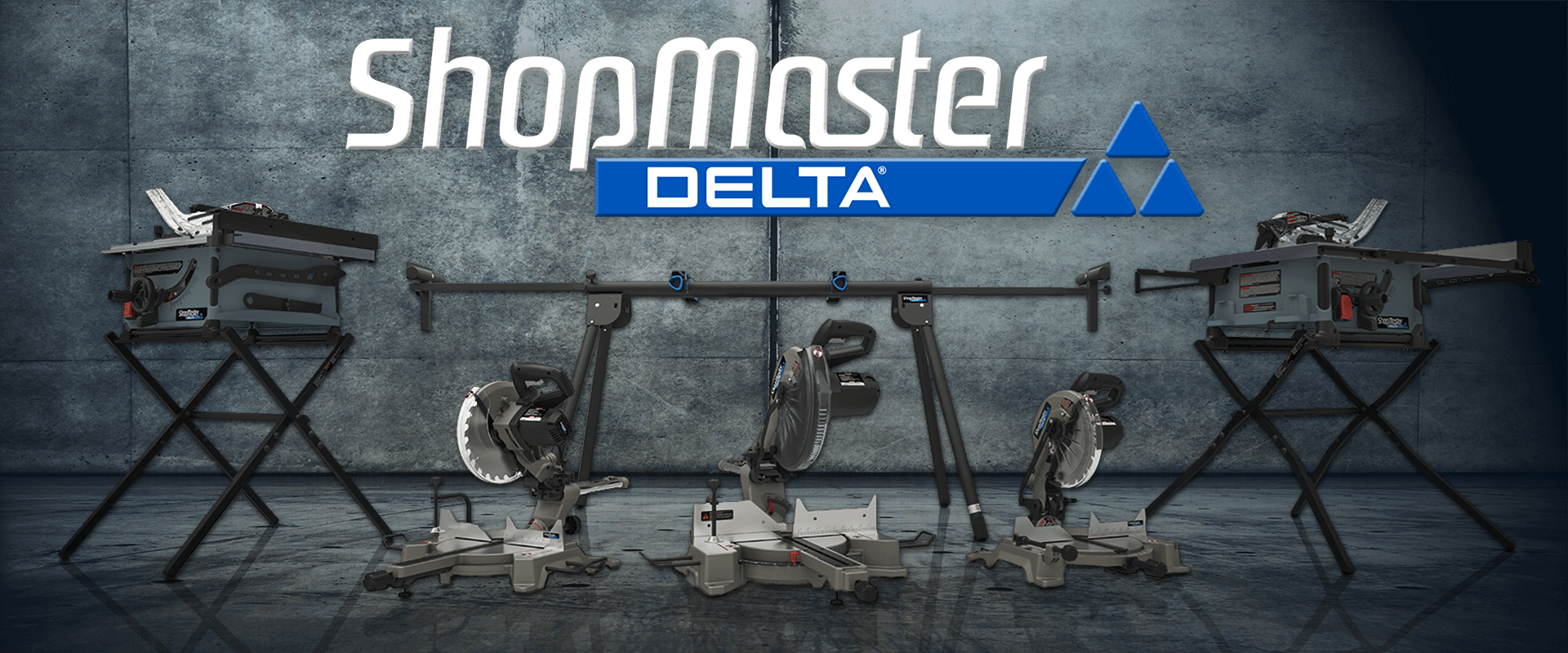 ShopMaster Tool Line-up